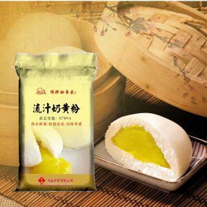 流汁奶黃粉(4公斤*3包/包)